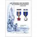 Les Insignes des Blessés de la première guerre mondiale à nos jours